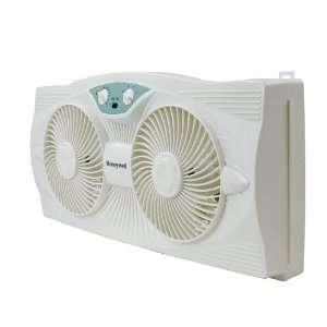 Kaz Inc HW Twin Window Fan 3 speed Appliances