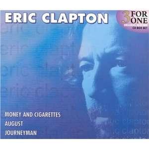 August/Money & Cigarettes/Journeyman Eric Clapton Music