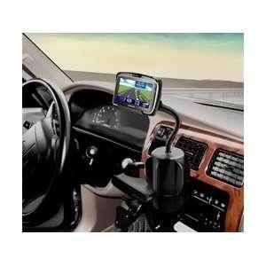 TO9U RAM Cup Holder Mount for TomTom GO 740 Live GPS & Navigation