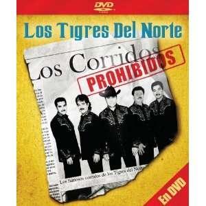 Los Tigres del Norte Corridos Prohibidos Tigres Del