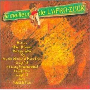 Best of Afro Zouk Various Artists Music