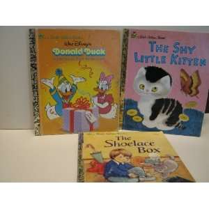 Tri Pack of little Golden Books 211 56102 63 (A Little