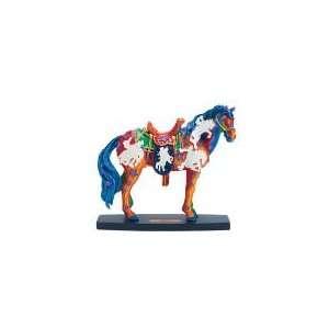 Technicolor Dream Horse of a Different Color