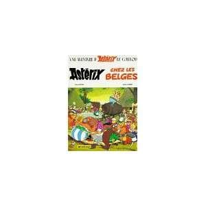 Asterix chez les Belges (Une aventure dAsterix) (French