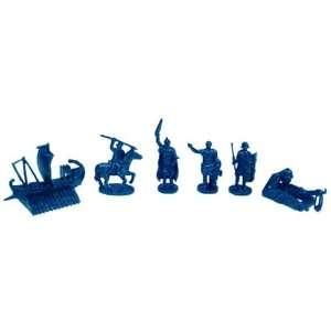 Miniatures Ancient Warriors    Blue Toys & Games