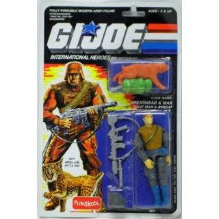 Tunnel Rat GI Joe Action Figure by Funskool