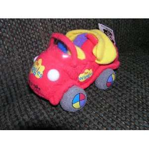 Wiggles 6 Big Red Car Bean Bag Doll by Funtastic Limited