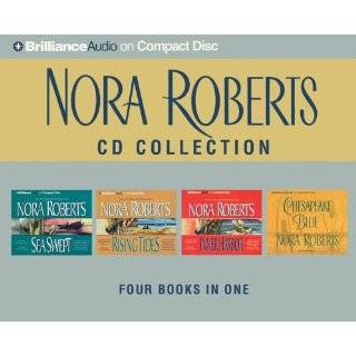 Nora Roberts Chesapeake Bay CD Collection Sea Swept, Rising Tides