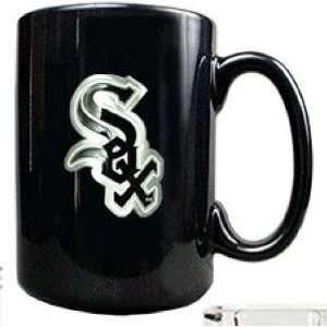Chicago White Sox Black Coffee Mug