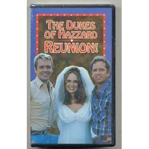 Dukes of Hazzard Reunion Catherine Bach, John Schneider
