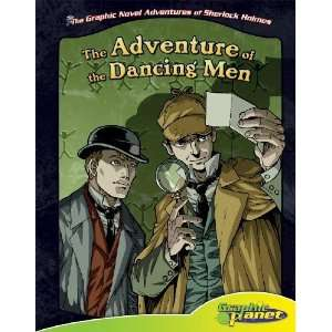 The Adventure of the Dancing Men (The Graphic Novel Adventures of
