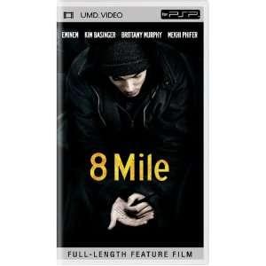 8 Mile [UMD for PSP] Eminem, Kim Basinger, Mekhi Phifer