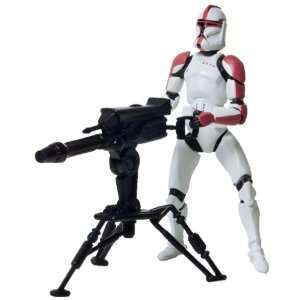 Star Wars Episode 2  Clone Trooper Action Figure Toys & Games