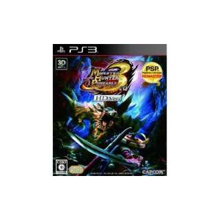 Capcom Monster Hunter Portable 3rd HD Ver. for PS3 [Region