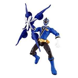 Power Ranger Samurai Samurai Ranger Water Action Figure  Toys & Games