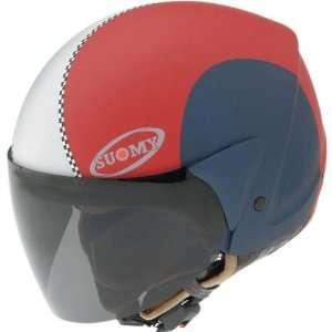Suomy Jet Light Helmet, Division, Size Lg, Helmet Category Street