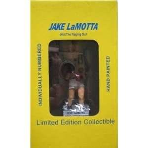 Jake LaMotta The Raging Bull Bobblehead Doll
