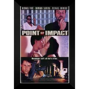 Point of Impact 27x40 FRAMED Movie Poster   Style A: Home