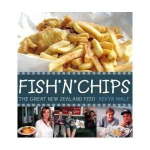 Fish 'n' Chips Male Kevyn Books