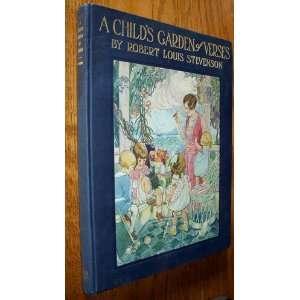 A CHILDS GARDEN OF VERSES: Robert Louis Stevenson, Ruth