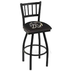 Military Academy L018BW Bar Stool