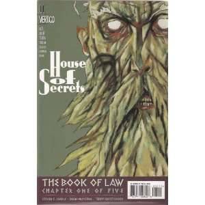 House of Secrets 11 (Book of Law, Chapter 1 of 5) Books