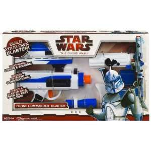 Star Wars Clone Wars Build Your Own Blaster Toys & Games