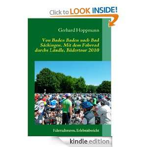 Von Baden Baden nach Bad Säckingen. Mit dem Fahrrad durchs Ländle