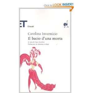 Bacio Di Una Morta (Italian Edition) (9788806191450