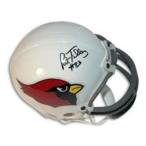 Pat Tilley Autographed St. Louis Cardinals Mini Helmet