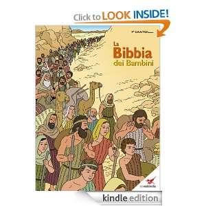 La Bibbia dei Bambini   Fumetto (Italian Edition) [Kindle Edition]