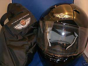 100 2003 100TH HARLEY ANNIVERSARY FULL FACE HELMET XS
