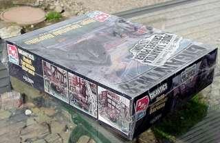 Vintage GIGANTICS HUGE TARANTULA DIORAMA MODEL KIT 8391 AMT ERTL