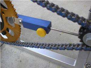 GO KART CHAIN/SPROCKET ALIGNMENT TOOL