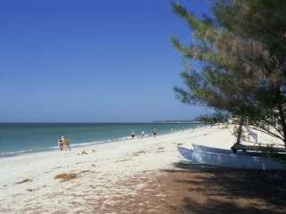 Beach North of Longboat Key, Anna Maria Island, Gulf Coast, Florida