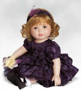 very beautiful Collectible Doll sculpted by Marie Osmond herself