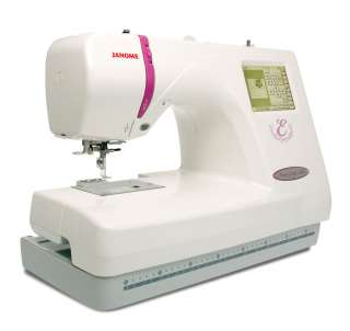 Janome Memory Craft 350E Embroidery Machine (Same as Bernina Bernette