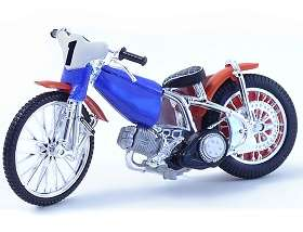 Speedway Motorcycle Diecast Model Motorbike by Maisto 39522