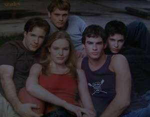 YOUNG AMERICANS poster IAN SOMERHALDER KATE BOSWORTH