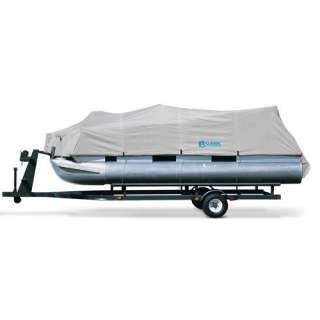 Classic Accessories Hurricane Pontoon Boat Cover Model C