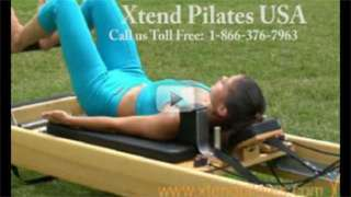 NEW PROFESSIONAL PILATES MAX REFORMER +Box & Jump Board