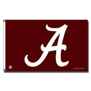 Schutt NCAA University of Alabama Crimson Tide (2 sided) Rivals Flag