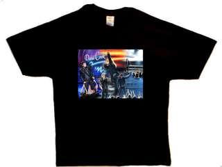 American Idol Star David Cook Cool Custom *NEW* T shirt