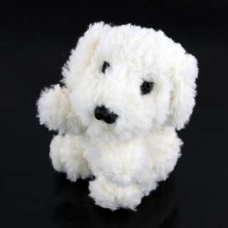 Teacup Poodle Toy Japan Robodog Plush Doll Lovely Gift
