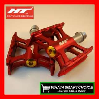 AR01 RED Mountain & Road & BMX Bicycle Bike Pedals