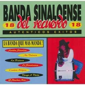 La Banda Que Mas Manda, La Banda el Recodo Latin