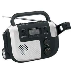 Am/fm Weather Band Dynamo Radio W/ Electronics