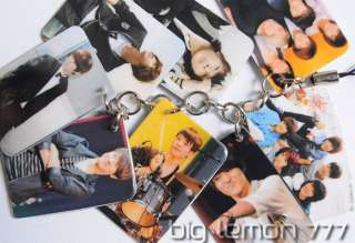 FT ISLAND Boy Band Mobile/Cell Phone Strap Keychain N3