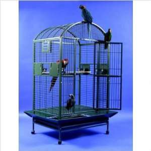 A&E Cage Co. 9003628 Extra Large Dome Top Bird Cage Color