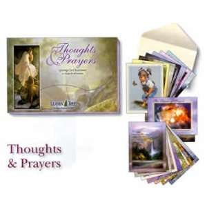 Thoughts & Prayers Card Assortment   20 greeting cards